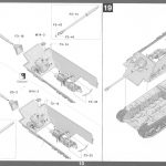 Anleitung11-2-150x150 Jagdpanther G1 Early Production w/Zimmerit & Schwerer Plattformwagen Type SSys 1:35 Takom (2125X)