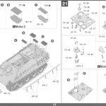Anleitung12-2-150x150 Jagdpanther G1 Early Production w/Zimmerit & Schwerer Plattformwagen Type SSys 1:35 Takom (2125X)