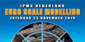 Nicht vergessen – die EuroScaleModelling 2019 am 23. November 2019