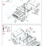 Horch-108-Typ-40-021-150x150 Wehrmacht Off-Road Cars in 1:35 von ICM # DS3503