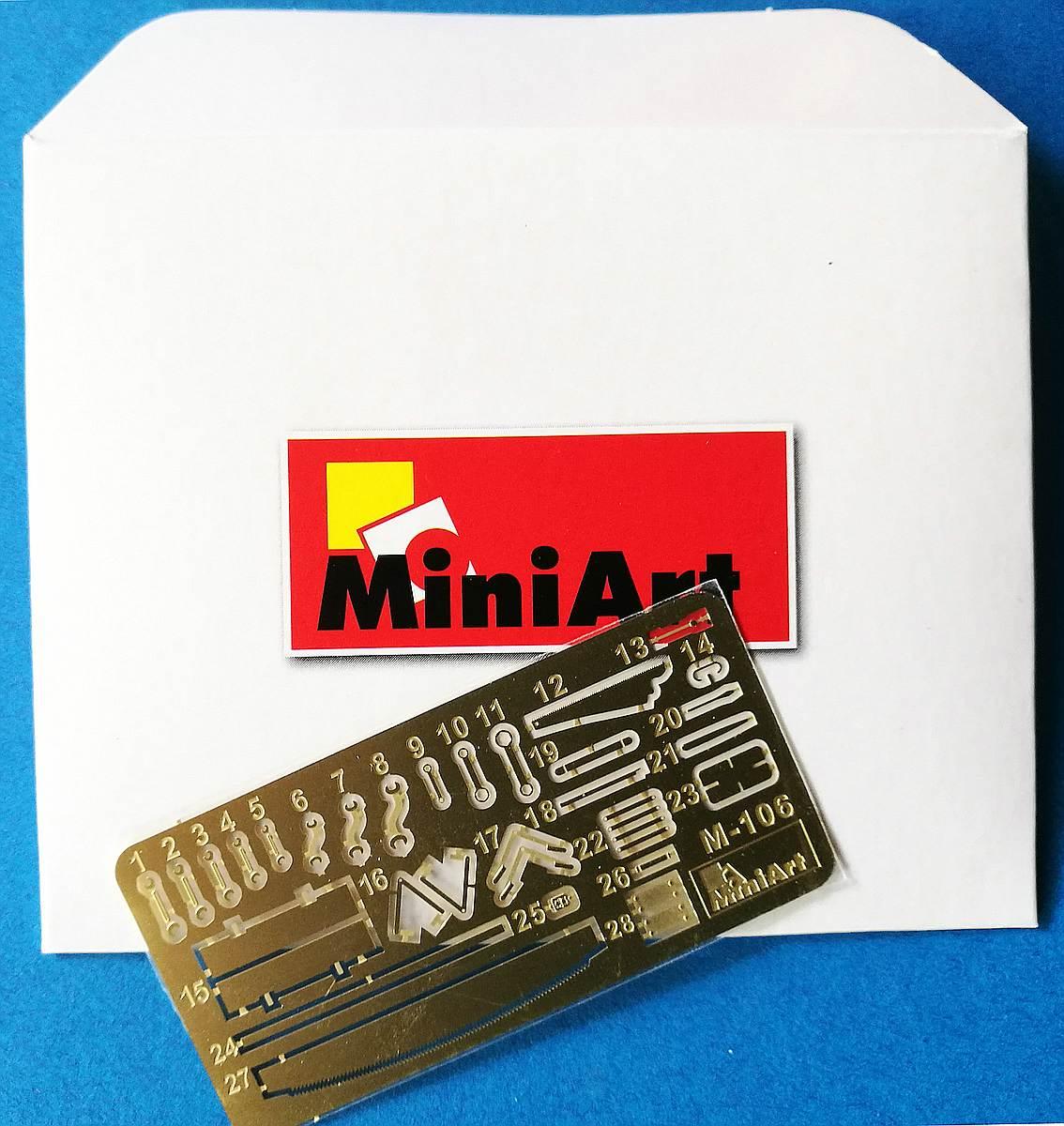 MiniArt-35596-Garage-Workshop-12 Garage Workshop in 1.35 von MiniArt #35596
