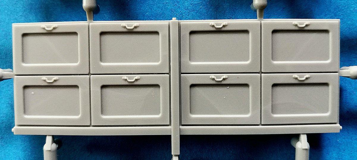MiniArt-35596-Garage-Workshop-20 Garage Workshop in 1.35 von MiniArt #35596