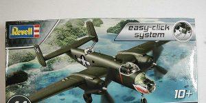 B-25 Mitchell in 1:72 als Easy Click System von Revell # 03650