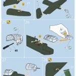Revell-03650-B-25-Mitchell-Easy-Click-System-Bauanleitung5-150x150 B-25 Mitchell in 1:72 als Easy Click System von Revell # 03650
