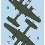 Revell-03650-B-25-Mitchell-Easy-Click-System-Bauanleitung7-150x150 B-25 Mitchell in 1:72 als Easy Click System von Revell # 03650