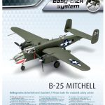 Revell-03650-B-25-Mitchell-Easy-Click-System-Bauanleitung8-150x150 B-25 Mitchell in 1:72 als Easy Click System von Revell # 03650