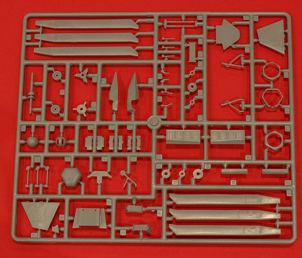 Revell-03889-Kamov-Ka-58 Kamov Ka-58 in 1:72 von Revell # 03889