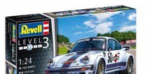 Porsche 934 RSR Martini in 1/24 von Revell #07685