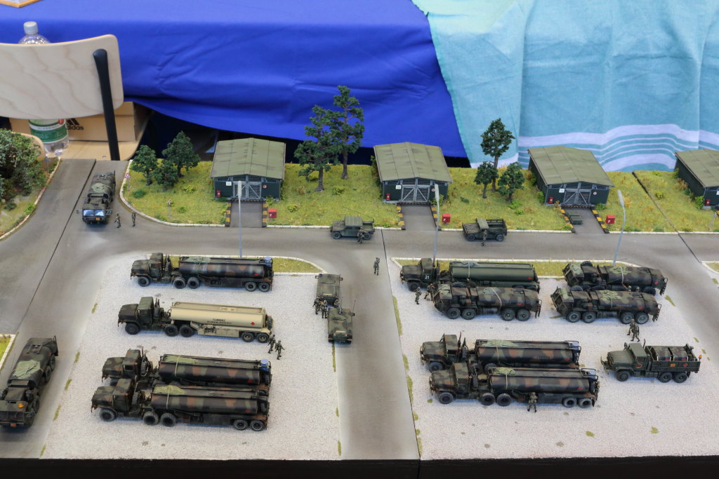Soleuvre-Luxembourg-201911 Scale Model Event Soleuvre/Luxemburg 26./27.2019 Teil 1