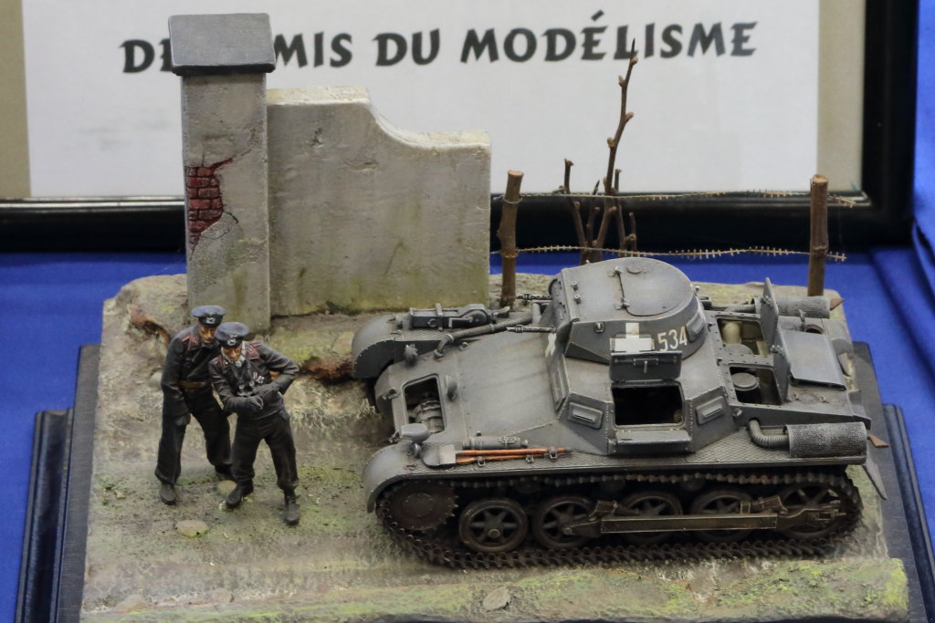 Soleuvre-Luxembourg-201989 Scale Model Event Soleuvre/Luxemburg 26./27.2019 Teil 1