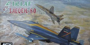 Saeqeh-80 in 1:48 von AFV Club #48111