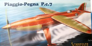 Piaggio Pegna P.c. 7 in 1:48 von AMP #48011