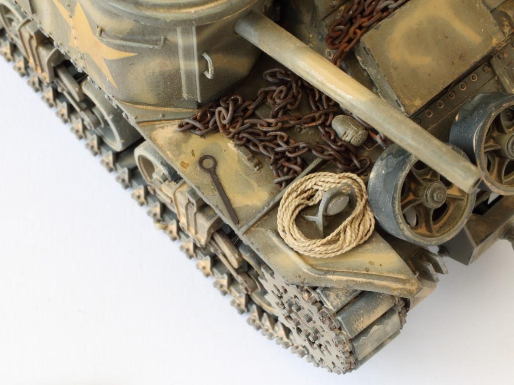 C-6 Build Review M31 U.S. Tank Recovery Vehicle 1:35 Takom (#2088)