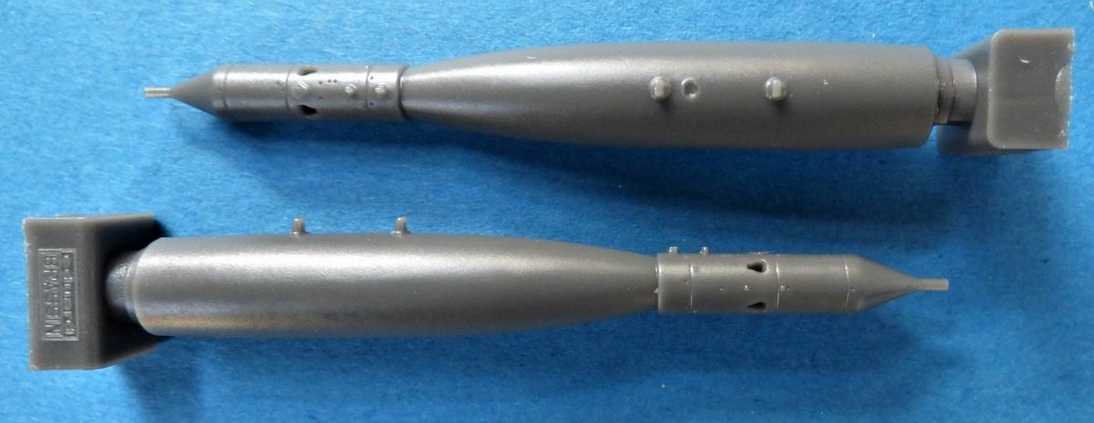 Eduard-648452-PAVE-Way-Mk.-83-4 PAVE Way I Mk.83 in 1:48 von Eduard # 648452