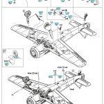 Eduard-82145-FW-190-A-8-R2-Bauplan12-150x150 FW 190 A-8/R2 in 1:48 von Eduard # 82145
