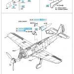 Eduard-82145-FW-190-A-8-R2-Bauplan13-150x150 FW 190 A-8/R2 in 1:48 von Eduard # 82145