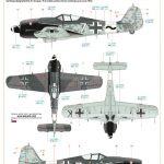 Eduard-82145-FW-190-A-8-R2-Bauplan2-150x150 FW 190 A-8/R2 in 1:48 von Eduard # 82145