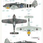 Eduard-82145-FW-190-A-8-R2-Bauplan3-150x150 FW 190 A-8/R2 in 1:48 von Eduard # 82145