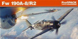 FW 190 A-8/R2 in 1:48 von Eduard # 82145