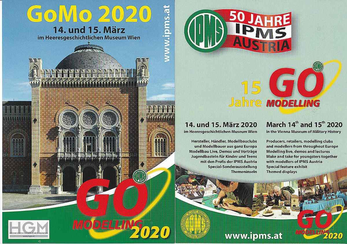 Go-Modelling-2020-1 Nicht vergessen: Go Modelling Wien 14./15. März