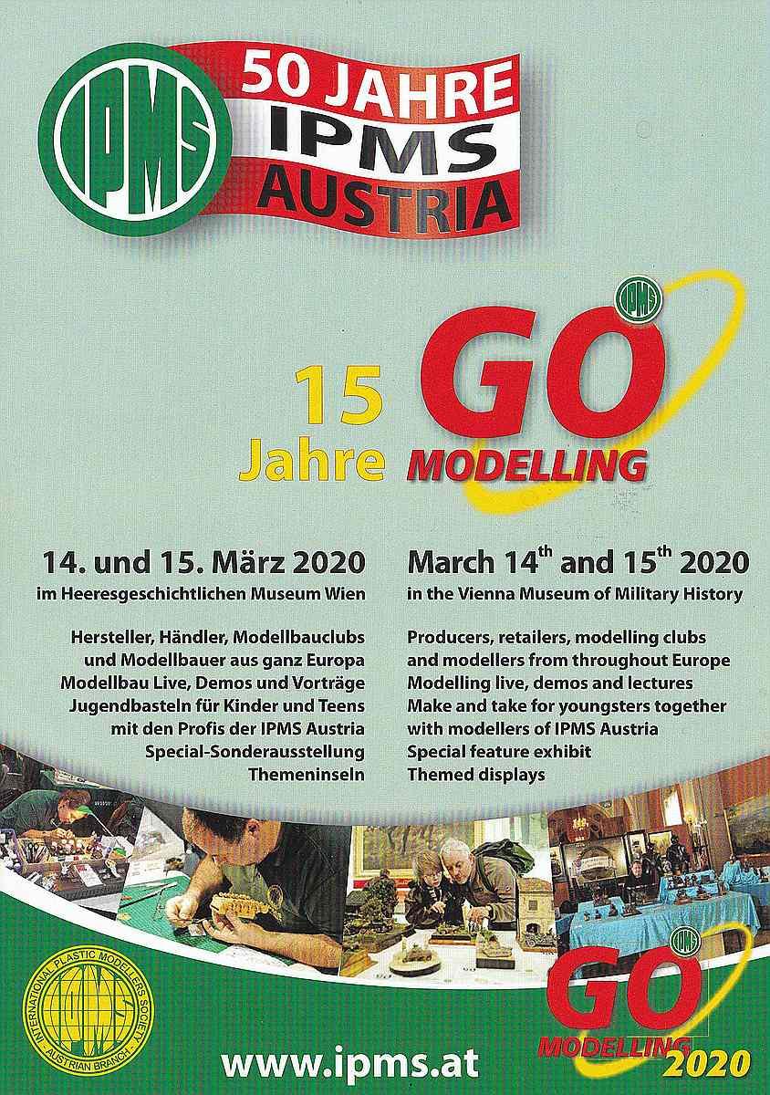 Go-Modelling-2020-3 Go Modelling in Wien 14./15. März 2020