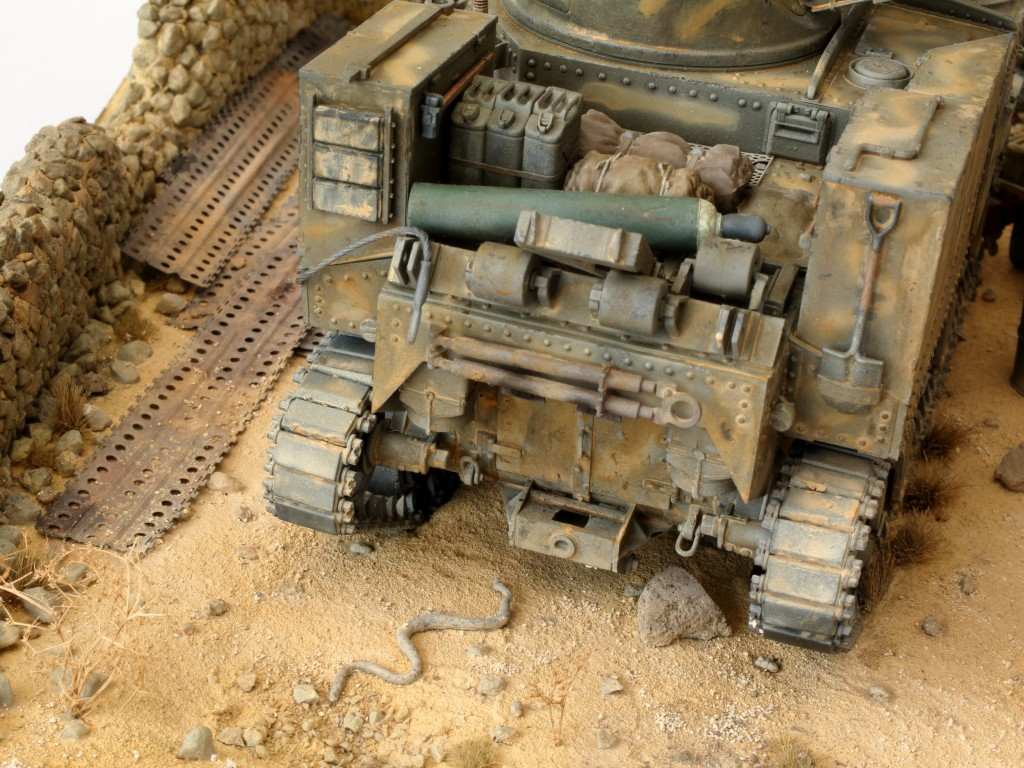 H-5 Build Review M31 U.S. Tank Recovery Vehicle 1:35 Takom (#2088)