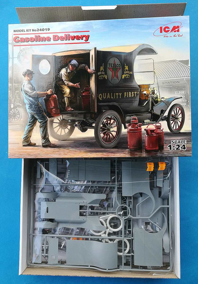 ICM-24019-Gasoline-Delivery-3 Gasoline Delivery in 1:24 von ICM #24019