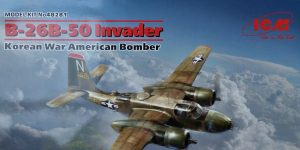 B-26 B-50 Invader Korea in 1:48 von ICM #48281