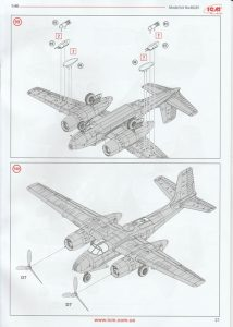 ICM-48281-B-26B-50-Invader-Korea-77-214x300 ICM 48281 B-26B-50 Invader Korea (77)