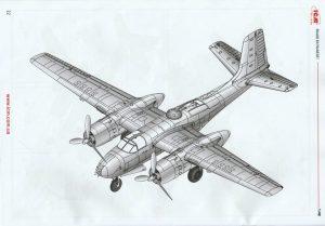 ICM-48281-B-26B-50-Invader-Korea-78-300x209 ICM 48281 B-26B-50 Invader Korea (78)