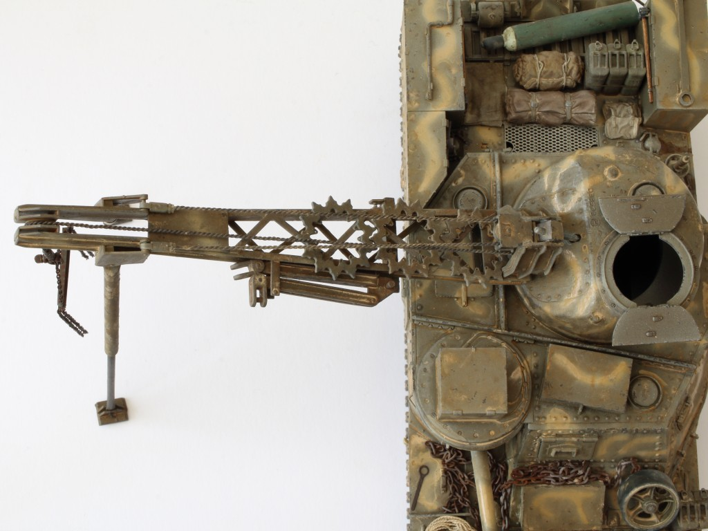 J Build Review M31 U.S. Tank Recovery Vehicle 1:35 Takom (#2088)