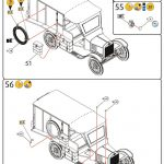 Revell-03285-Model-T-1917-Ambulance-Bauanleitung11-150x150 Ford Model T 1917 Ambulance in 1:35 von Revell #034285