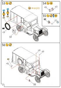 Revell-03285-Model-T-1917-Ambulance-Bauanleitung11-210x300 Revell 03285 Model T 1917 Ambulance Bauanleitung11