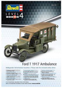 Revell-03285-Model-T-1917-Ambulance-Bauanleitung16-212x300 Revell 03285 Model T 1917 Ambulance Bauanleitung16