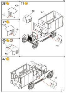 Revell-03285-Model-T-1917-Ambulance-Bauanleitung8-211x300 Revell 03285 Model T 1917 Ambulance Bauanleitung8