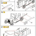 Revell-03285-Model-T-1917-Ambulance-Bauanleitung9-150x150 Ford Model T 1917 Ambulance in 1:35 von Revell #034285