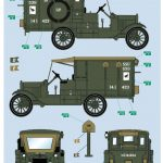 Revell-03285-Model-T-1917-Ambulance-Bemalungsanleitung1-150x150 Ford Model T 1917 Ambulance in 1:35 von Revell #034285