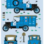 Revell-03285-Model-T-1917-Ambulance-Bemalungsanleitung2-150x150 Ford Model T 1917 Ambulance in 1:35 von Revell #034285