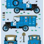 Revell-03285-Model-T-1917-Ambulance-Bemalungsanleitung2-150x150 Ford Model T 1917 Ambulance in 1:35 von Revell #034285