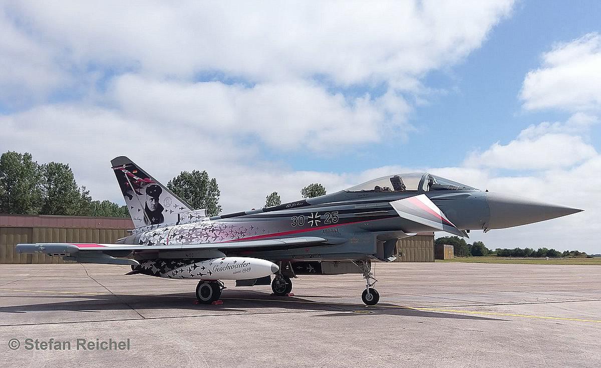 Revell-03848-Eurofighter-Typhoon-BARON-SPIRIT-c-Stefan-Reichel Revell-Neuheiten Januar-April 2020