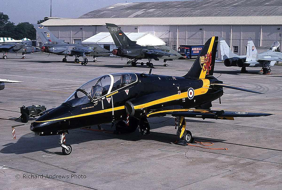 Revell-04970-BAe-Hawk-T.1-c-Richard-Andrews-Photo Revell-Neuheiten Januar-April 2020