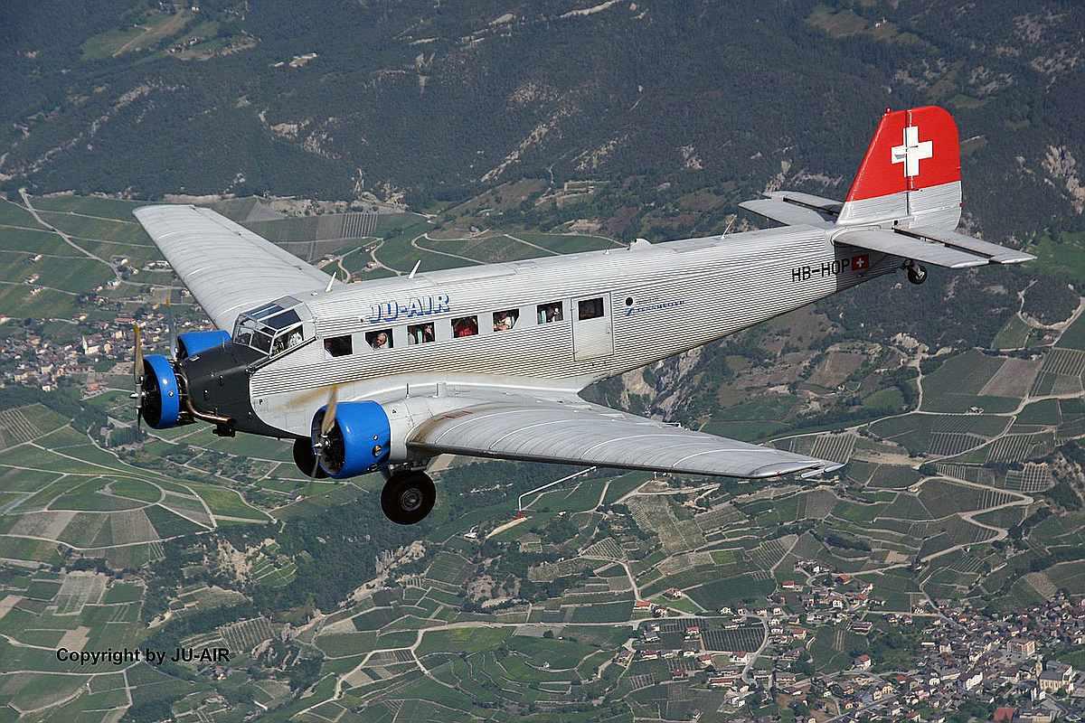 Revell-04975-Junkers-Ju52-3m-Civil-Copyright-by-JU-AIR Revell-Neuheiten Januar-April 2020