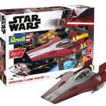 Revell-06770-Resistance-A-wing-Fighter-in-red-Packshot-150x150 Revell-Neuheiten Januar-April 2020