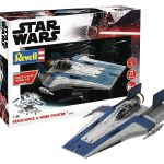 Revell-06773-Resistance-A-wing-Fighter-in-blue-Packshot-150x150 Revell-Neuheiten Januar-April 2020