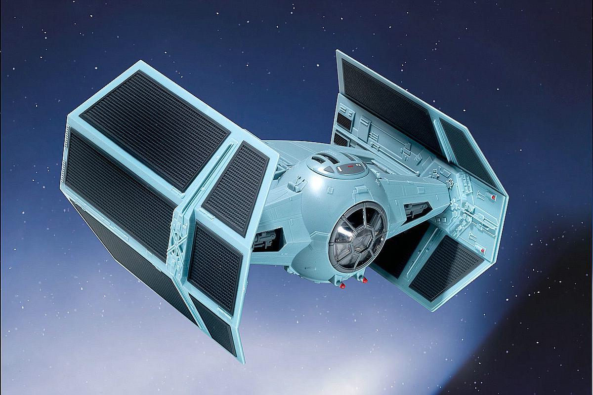 Revell-06780-Darth-Vaders-TIE-Fighter Revell-Neuheiten Januar-April 2020