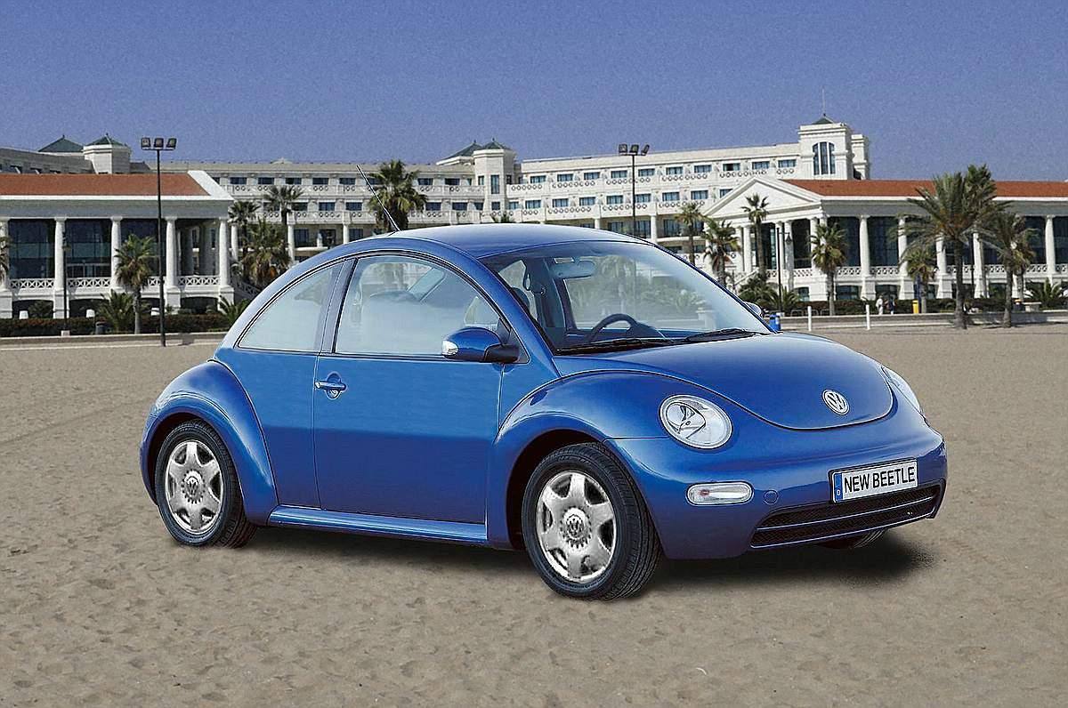 Revell-07643-VW-New-Beetle Revell-Neuheiten Januar-April 2020