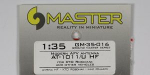 Modern US Antenna (AT-1011 U HF) – Master Model 1/35