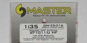 Modern US Antenna (AT-1011 U HF) – Master Model 1/35