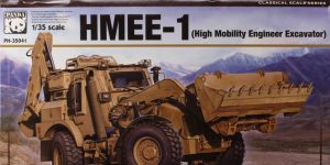 HMEE-1 (High Mobility Engineer Excavator) – Panda Hobby – 1/35