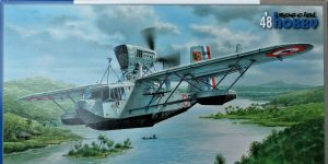 "Loire 130CI ""Colonial"" in 1:48 von Special Hobby #48172"